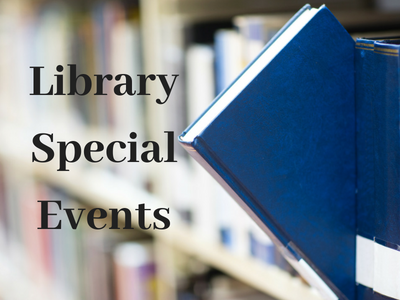 Library Special Events