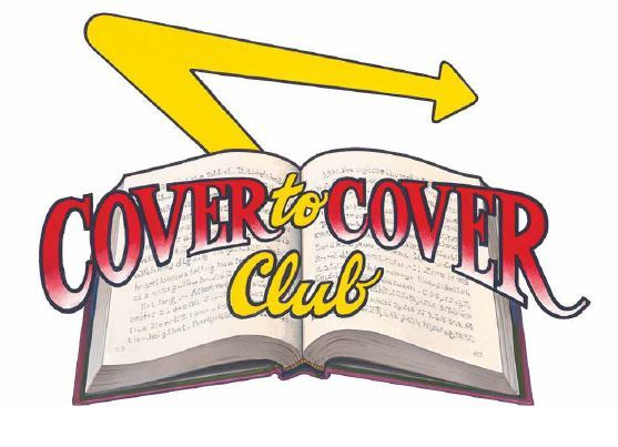 In-N-Out Cover to Cover Club Logo