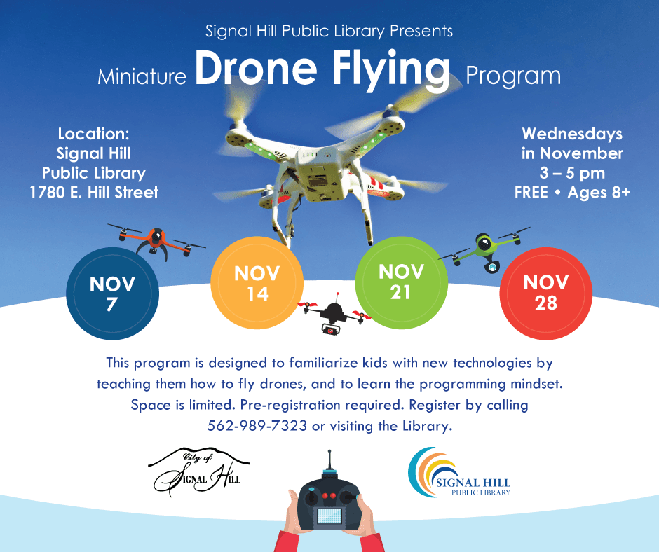 2018-Library-Mini-Drone-Flying-Program