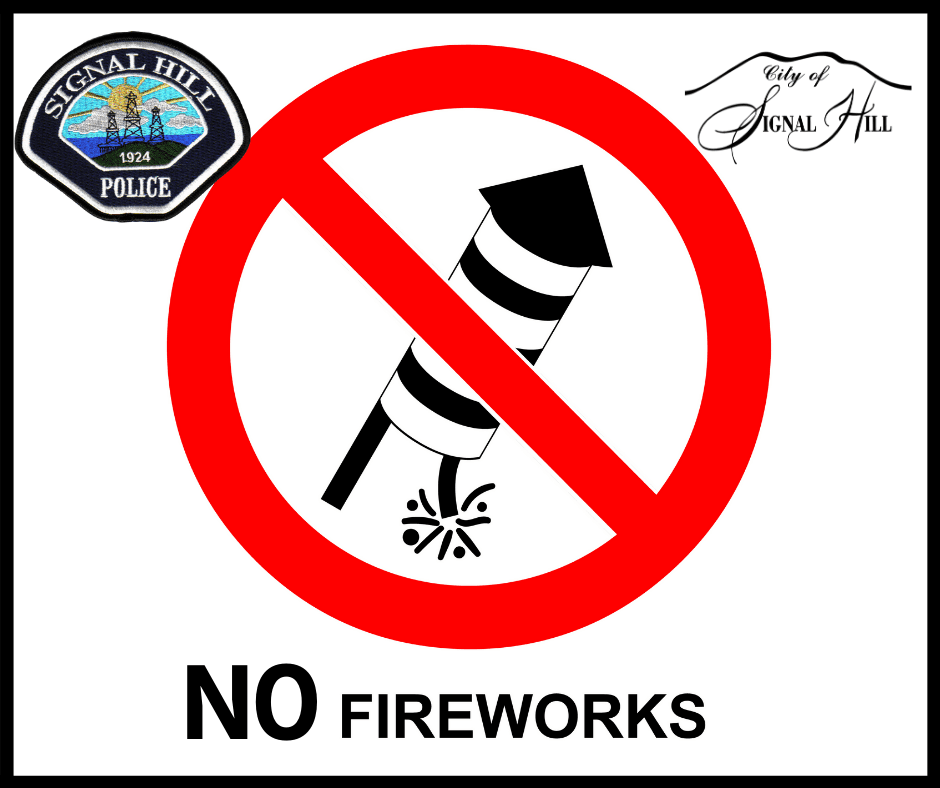 City and SHPD Fireworks Prohibited (1)